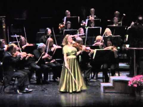 Ravel Tzigane - Rachel Barton Pine