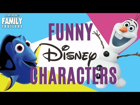 from-olaf-to-dory---10-funny-disney-movie-characters---who-do-think-is-the-funniest?