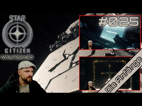 Star Citizen Wautscher #025 ☄️ Covalex Shipping Hub, wir sind auf Mission | german gameplay