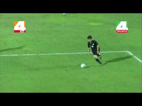 Singapore 0 2 Thailand (AFF U-18 Championship 2017)