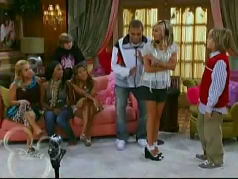 Chris Brown on Suite Life of Zack and Cody
