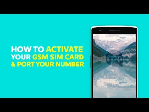 How to Activate Your GSM BYOD with Existing Number | TPO Mobile