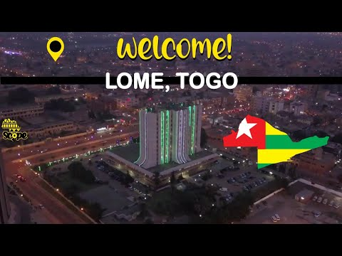 Discover the city of Lomé, Togo
