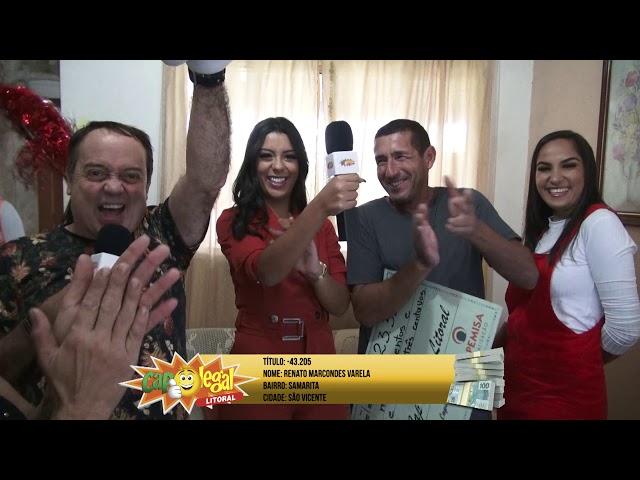 Itanhém, São Vicente e Praia Grande, Levaram R$ 23.333,00