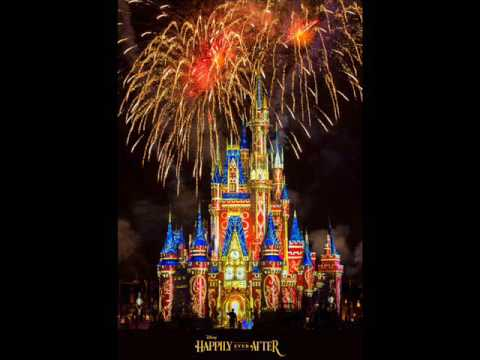 """Happily Ever After Theme Song on Show & Exit Music """"Walt Disney World's Magic Kingdom"""" (2017)"""