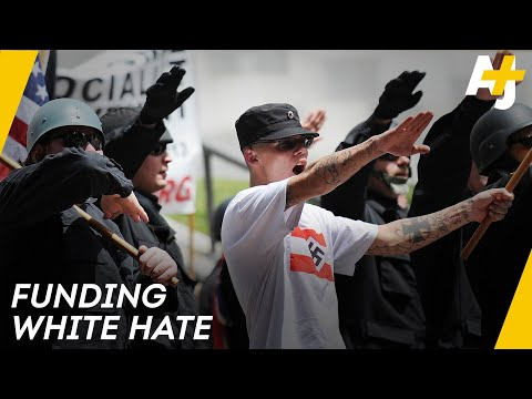 "Where Do ""Alt-Right"" Groups Get Their Money?"