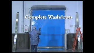 Rytec Clean-Roll® Door
