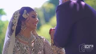 Khurram + Shabnam - Cinematic Wedding Highlights Trailer |  August 2017 | Ali Productions