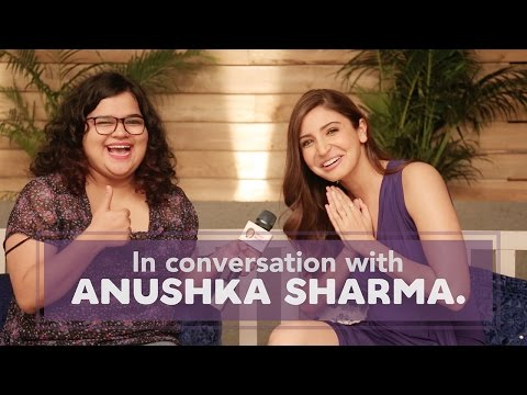 In Conversation With Anushka Sharma