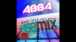Disco Fever   Abba Hits Megamix Non Stop Super Trouper, Money Money Money, Gimme Gimme Gimme, the W1