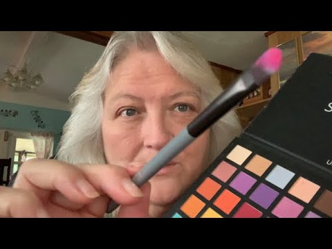 Download ASMR *VERY RELAXING !.. I'm doing your MAKEUP !! **EXTRA TINGLY