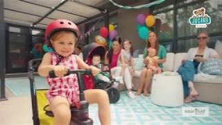 Tricicletă pliabilă smarTfold 7in1 smarTrike 400 r
