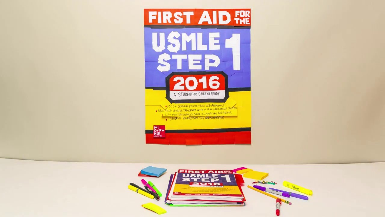 Your First Aid for the USMLE Step 1