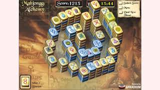 How to play Mahjong Alchemy game | Free PC & Mobile Online Games | GameJP.net