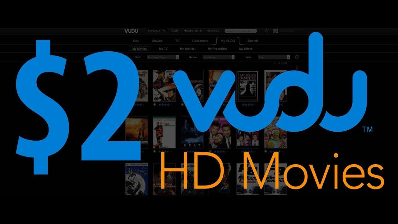 Download $2 Dollar VUDU HD Movies. Cheap Digital Movies. Bulk up VUDU. Better than Netflix. Bing Err
