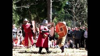 Боги и люди сегодня: праздник Йоре в деревне Кулёнис