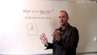 What is a packet?
