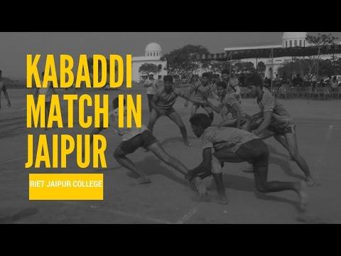Kabaddi match in jaipur sport#14