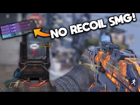 this is the BEST SMG in Call Of Duty: Mobile (Longest Range + Best Accuracy!)