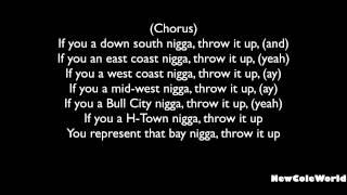 J. Cole - Throw It Up (Lyrics On Screen)