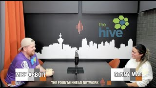 The Fountainhead Network Presents PoCommunity Episode 33: Genny Mae from The Hive