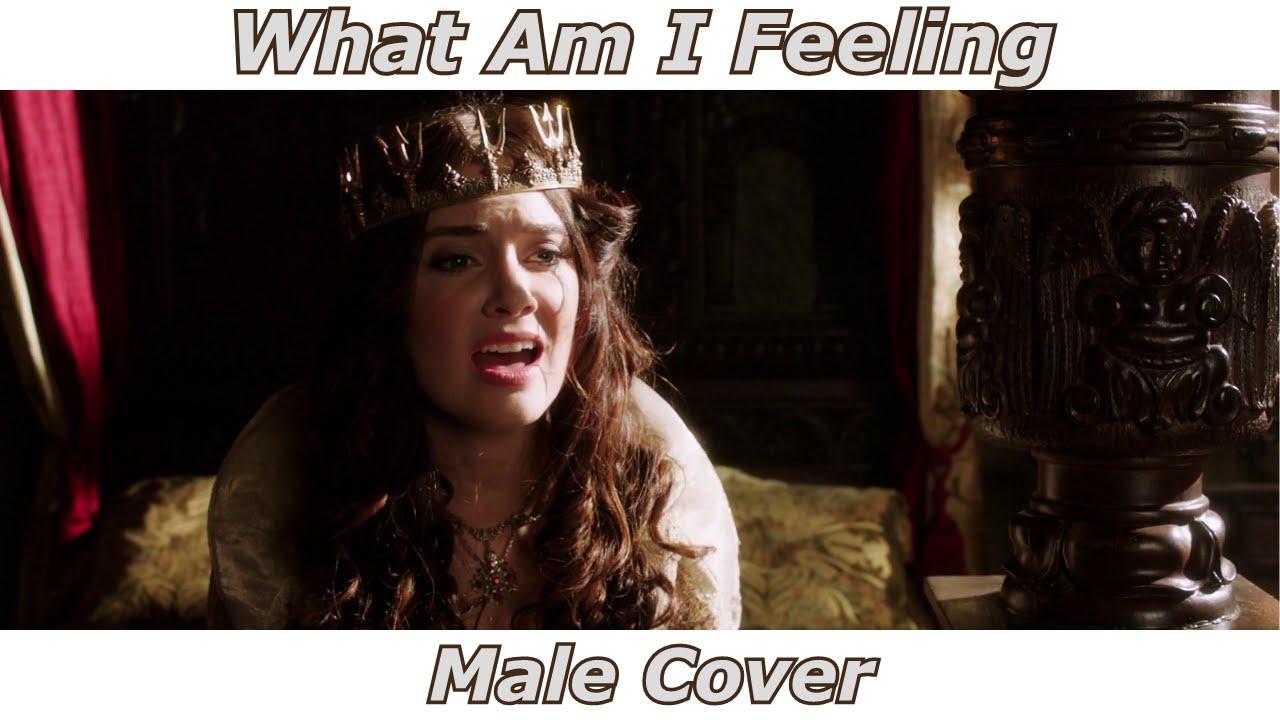 What Am I Feeling Galavant Male Cover Youtube
