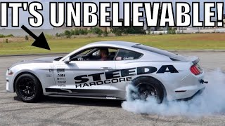 WHAT IT'S LIKE TO DRIVE THE FASTEST N/A MUSTANG IN THE WORLD!...(2018-2019 MUSTANGs)