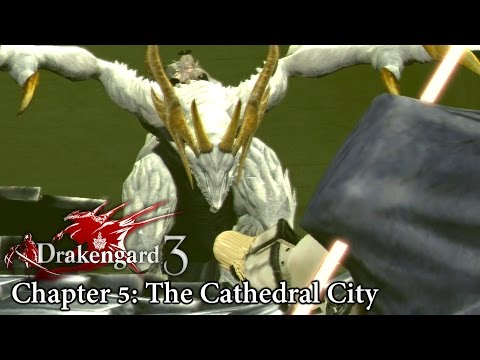 Drakengard 3 | Chapter 5: The Cathedral City