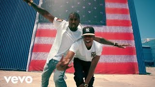 Repeat youtube video JAY Z, Kanye West - Otis ft. Otis Redding