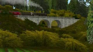 Trainz Classics Volume 3 - Oakbourne to CMRS