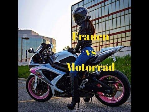 Frauen vs. Motorrad - Reaction