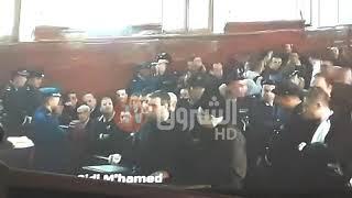 شاهد لأول مرة #علي_حداد يكشف حقيقة العلاقة بينه وبين #السعيد_بوتفليقة أمام القاضي