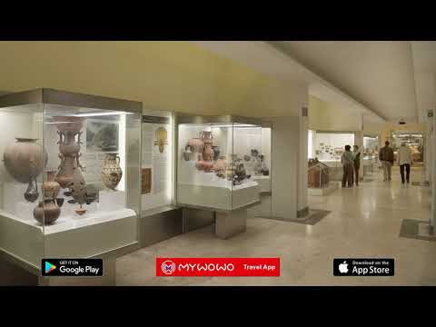Villa Giulia – Museum – Rome – Audio Guide – MyWoWo  Travel App