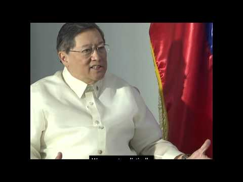 Carlos Dominguez III, finance secretary, Philippines - MAGA   The Asset interview