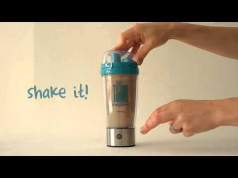 Shake com café na Coqueteleira Mixer Tudo Junto ...