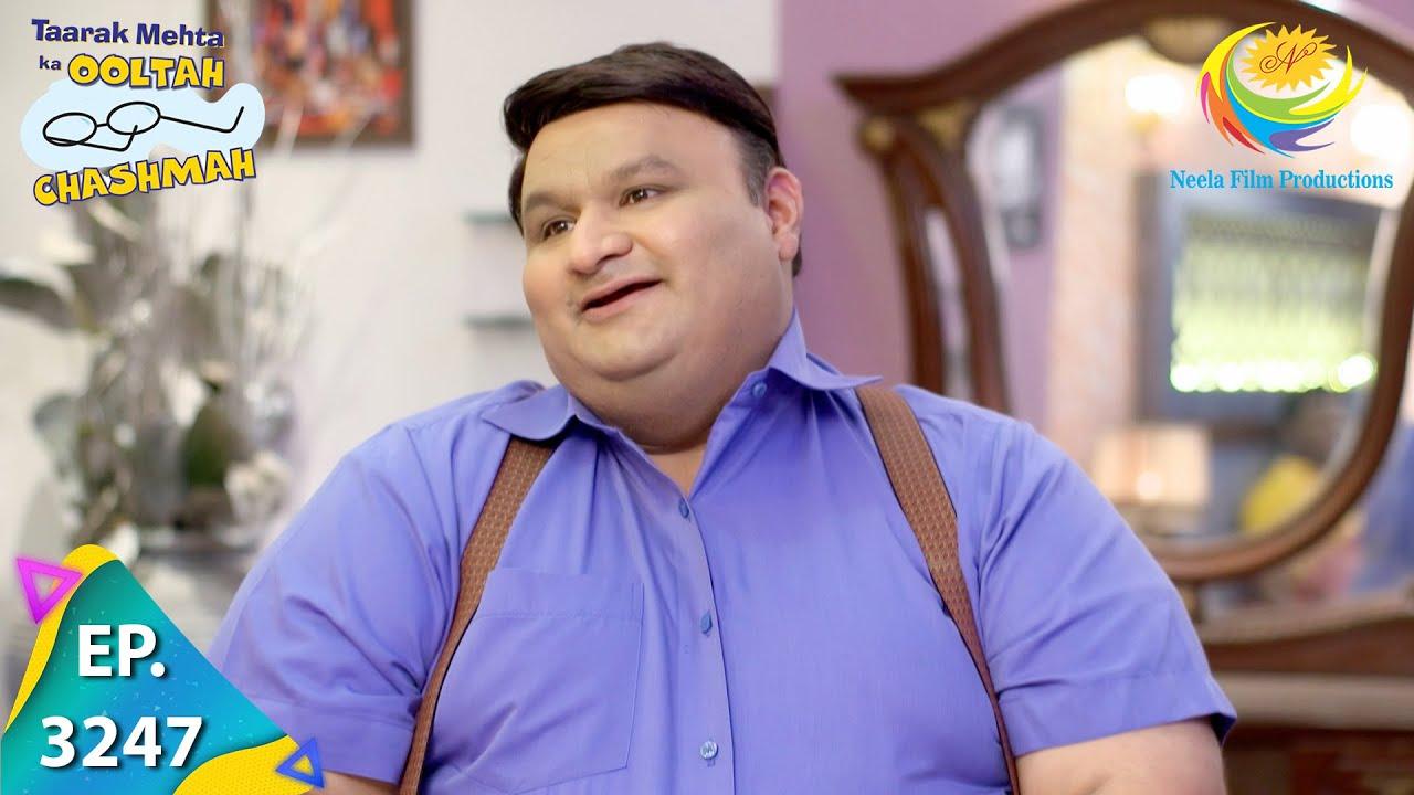 Download Taarak Mehta Ka Ooltah Chashmah - Ep 3247 - Full Episode - 6th September 2021