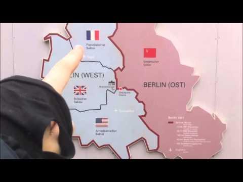 Zwiedzamy Berlin w 1 dzień. Mur Berliński, Checkpoint Charie