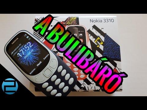 A bulibáró! Nokia 3310 (2017) teszt