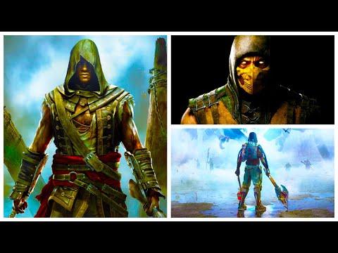 Про The Last Of Us 2, фильм Assasin's Creed; Death Stranding, The Surge 2, Borderlands 3   За неделю