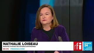 Pour Nathalie Loiseau, il faut se demander quel destin commun les Européens doivent dessiner