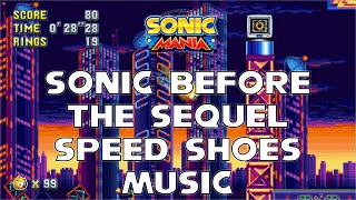 Sonic Mania Mod: Sonic Before …