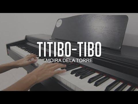 Moira Dela Torre - Titibo-Tibo (Piano Cover)