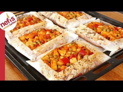 Lokum Gibi Pişmiş Tavuklu Kağıt Kebabı ?| Yemek Tarifleri