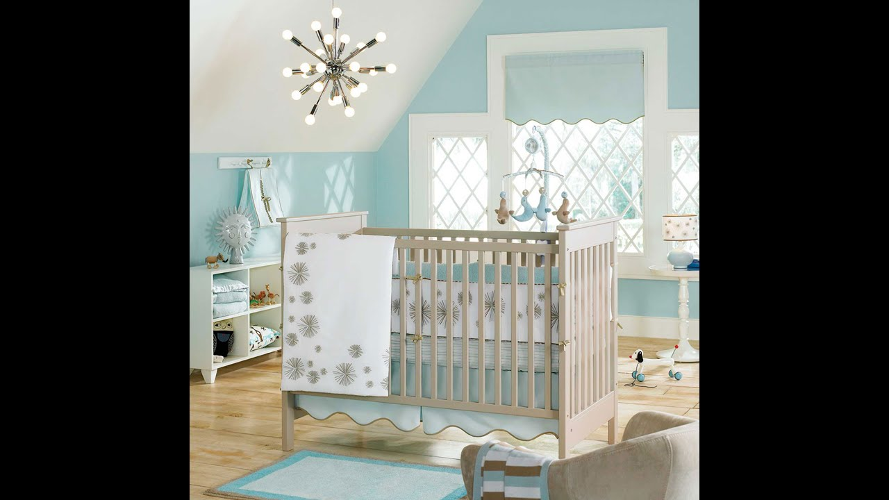 Top Unique Baby Boy Nursery Ideas - YouTube
