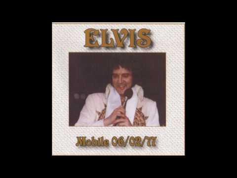Elvis Presley - Live In Mobile - June 2 1977 Full Album
