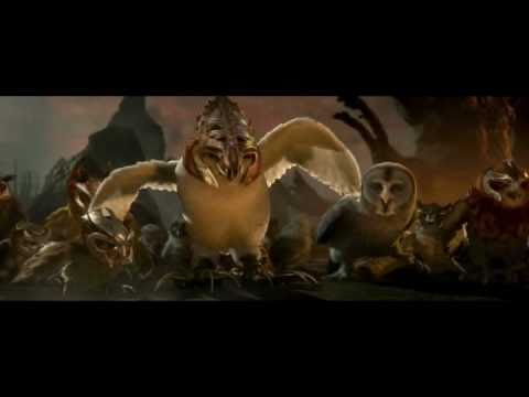 "Vidéo Doublage Boron ""Le Royaume de Ga""hoole"" (2010)"