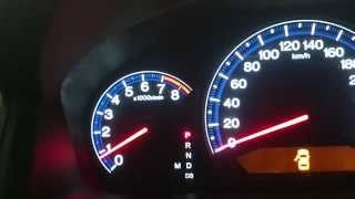 Вой АКПП на Хонда Аккорд CL9