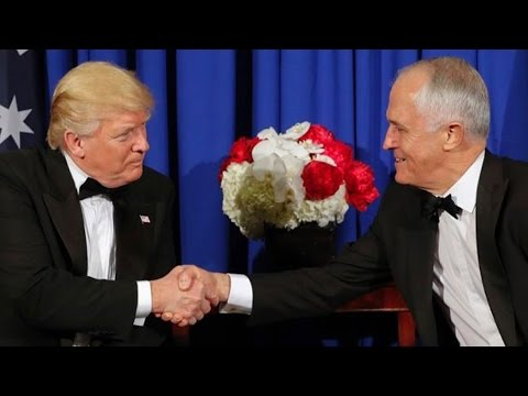 Trump: Australia Has Better Health Care Than We Do