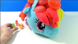 Unboxing My Little Pony Easter Surprise Basket Cutie Mark Magic Mystery Figures Friendship Is Magic