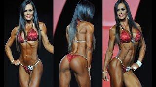 43 years young Catherine Radulic - IFBB Bikini Pro